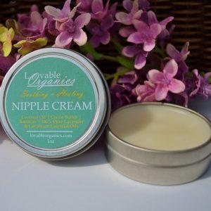 Nipple Cream for Breastfeeding Mamas