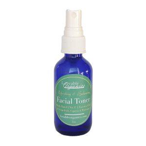 Lovable Organics Facial Toner