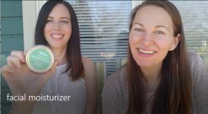 Demo Video- Lovable Organics Facial Moisturizer